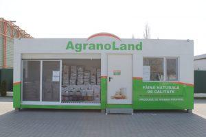 Imagine cu magazinele in care se vand produse naturale AgranoLand.